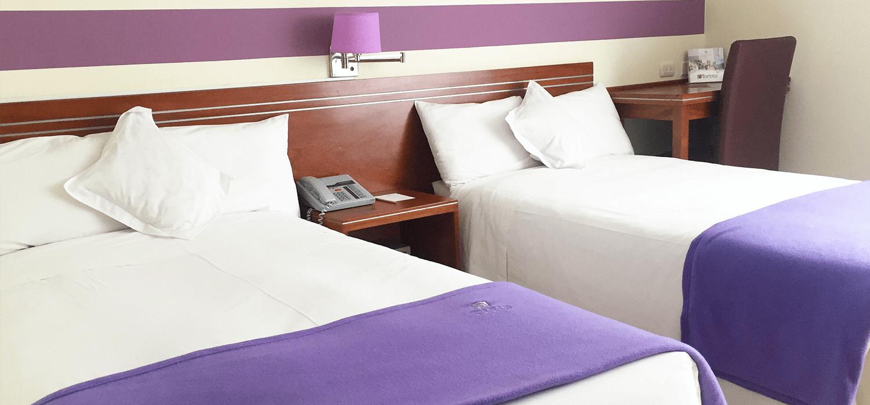 Hoteles Runcu