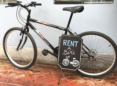 Renta una bicicleta y descubre la ciudad a tu ritmo